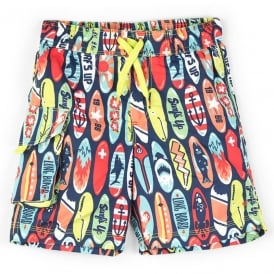 Hatley Board Shorts Surfboards