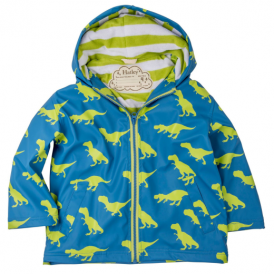 Hatley Boys Splash Jacket Silhouette T-Rex