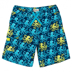 Hatley Boys Swim Shorts Octopus