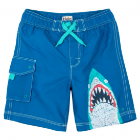 Hatley Boys Swim Shorts Shark