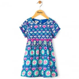 Hatley Dress Colourful Sarchi