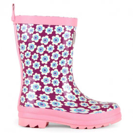 Hatley Girls Wellies Floral
