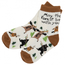 Hatley Kids Socks Forest