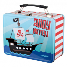 Hatley Lunch Box Tin Pirates