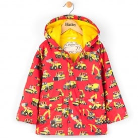 Hatley Raincoat Heavy Duty Machines