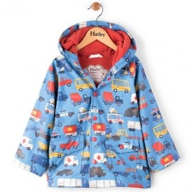 Hatley Raincoat Rush Hour