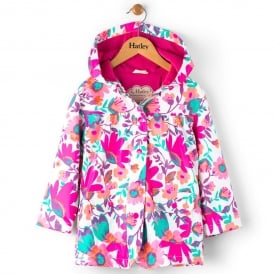 Hatley Raincoat Tortuga Bay Floral