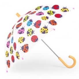 Hatley Umbrella Rainbow Ladybirds