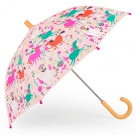 Hatley Umbrella Roaming Horses