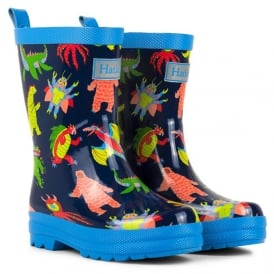 Hatley Wellies Mega Monsters