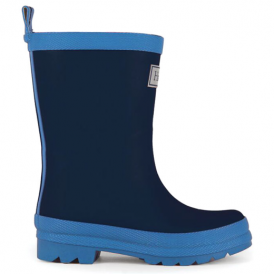 Hatley Wellies Navy Matte