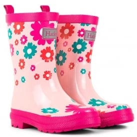 Hatley Wellies Scattered Flowers