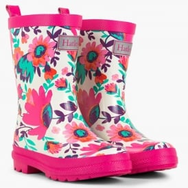 Hatley Wellies Tortuga Bay Floral