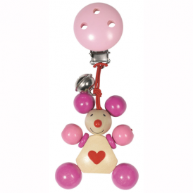 Heimess Clip Mouse Pink