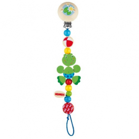 Heimess Soother Chain Frog