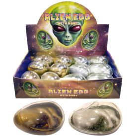 Henbrandt Alien Baby World