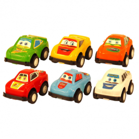 Henbrandt Cars Assorted Colours