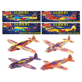 Henbrandt Flying Gliders Super Hero