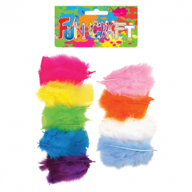 Henbrandt Fun Craft Feathers