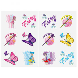 Henbrandt Fun Tattoos Fairy