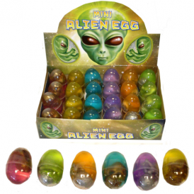 Henbrandt Mini Alien Egg