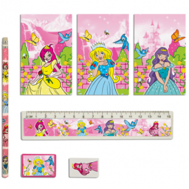 Henbrandt Stationery Set Princess