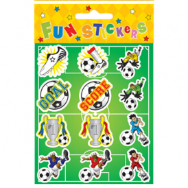 Henbrandt Stickers Football
