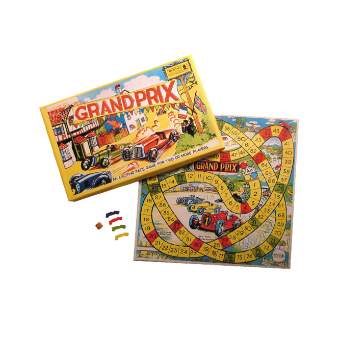 House of Marbles Grand Prix Racing Game