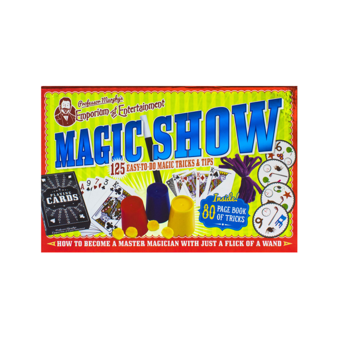 House of Marbles Magic Show Box