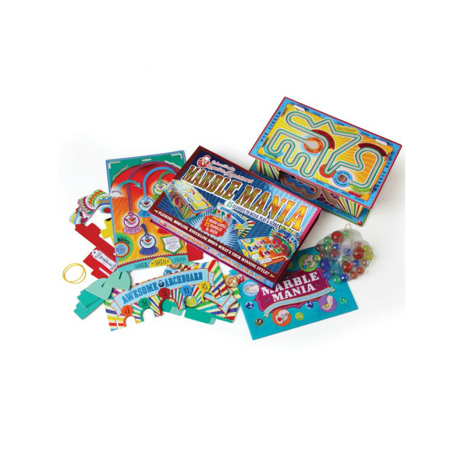 House of Marbles Marble Mania Compendium