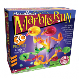 House of Marbles Marble Run 30 Piece Kit