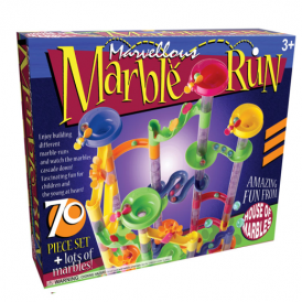 House of Marbles Marble Run 70 Piece Kit