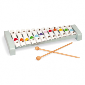 Janod Confetti Metal Xylophone