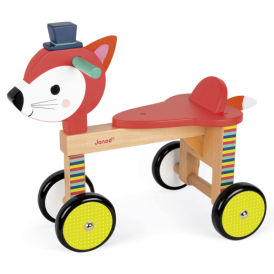 Janod Fox Ride On Trike