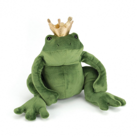 Jellycat Frederick the Frog Prince Small