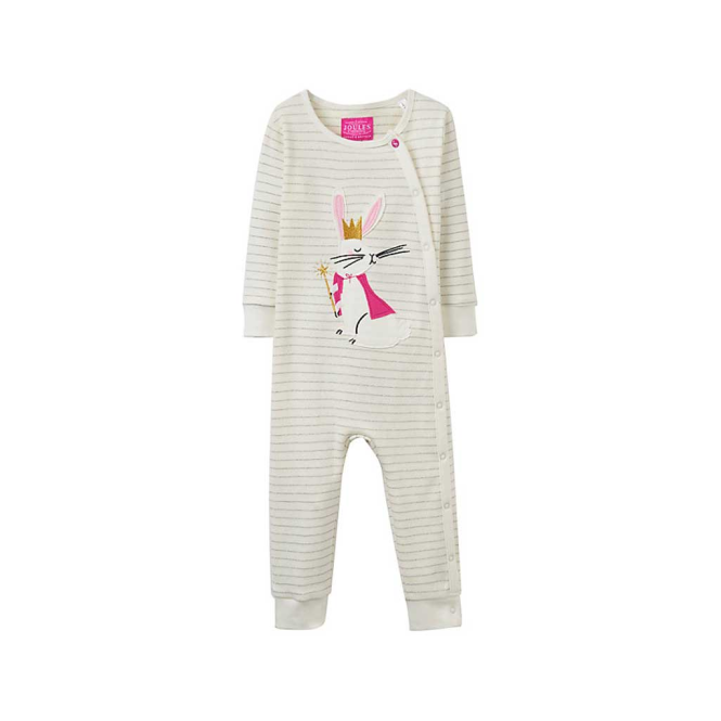 Joules Baby Girl Romper Hare BabyGracie
