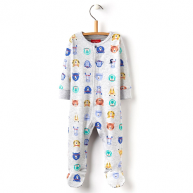 Joules Baby Romper Animal Sports Stars BabyZiggy