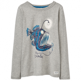 Joules Boys Top Glow Fish OdrRaymond