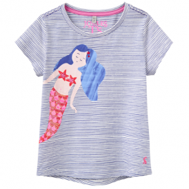 Joules Girls T-Shirt Mermaid JnrMaggie