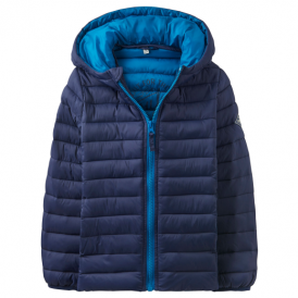 Joules Padded Coat French Navy OdrCairn