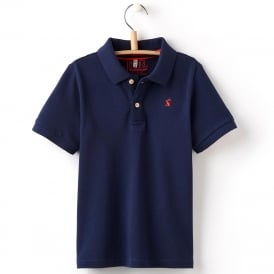 Joules Polo Shirt French Navy OdrWoody