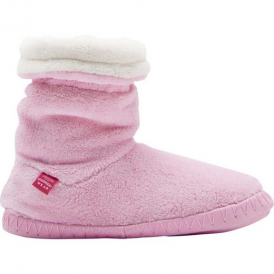 Joules Slippers Rose Pink JnrPadaboutG