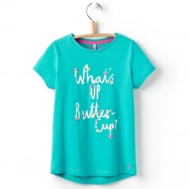 Joules T-Shirt Whats Up Buttercup OdrPixie