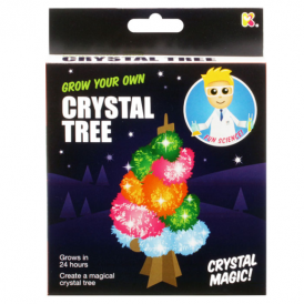 Keycraft Grow Your Own Crystal Tree