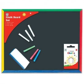 Kids Create Chalkboard Set