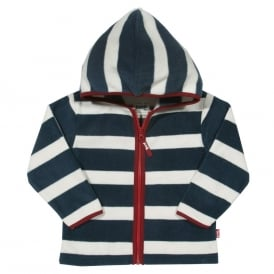 Kite Clothing Baby Fleece Navy Stripes