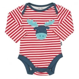Kite Clothing Baby Moose Bodysuit