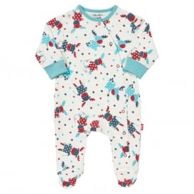 Kite Clothing Baby Moose Sleepsuit