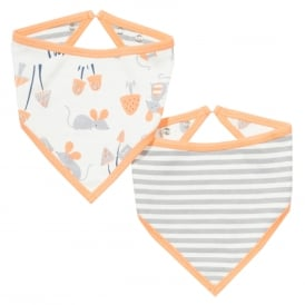 Kite Clothing Baby Mousey Bandana Bib