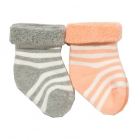 Kite Clothing Baby Mousey Socks 2 Pack